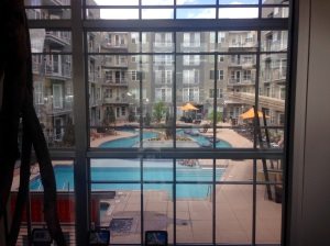 View of our outdoor Pools